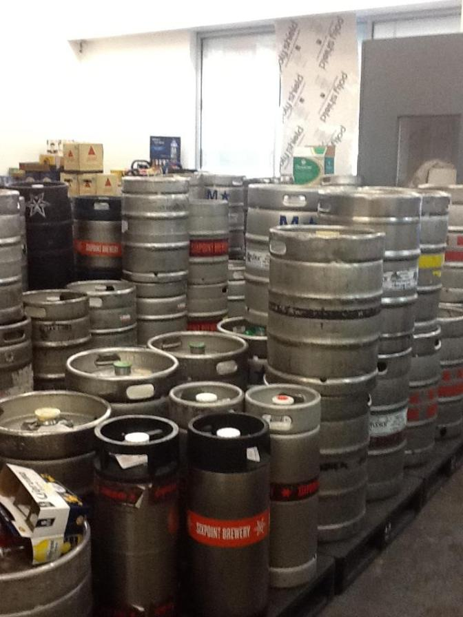 gallery 9 keg stash